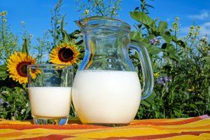 maschera naturale per capelli al latte e uova